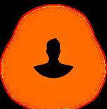 Aura-color-naranja