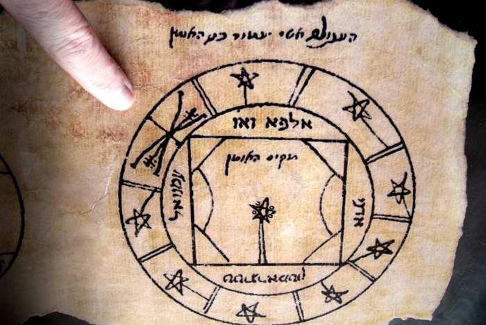 Hebrew-solomon-key-parchment-pictogram-cipher-puzzle-clavicula-salomonis-wayne-herschel2
